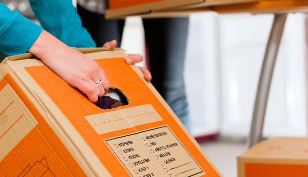 8 smarte tips til at flytte hurtigt og effektivt